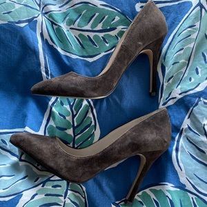 Shoemint Brown Suede Classic Pump 8.5 new in box